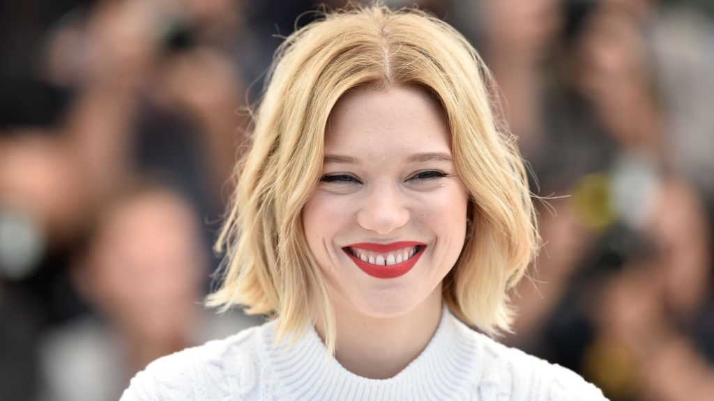 """CANNES, FRANCE - MAY 19:  Lea Seydoux attends the """"It's Only The End Of The World (Juste La Fin Du Monde)"""" Photocall during the 69th annual Cannes Film Festival at the Palais des Festivals on May 19, 2016 in Cannes, France.  (Photo by Pascal Le Segretain/Getty Images)"""