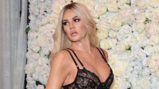 LAS VEGAS, NV - JUNE 26:  A wax figure of Khloe Kardashian is unveiled at Madame Tussauds Las Vegas at The Venetian Las Vegas on June 26, 2018 in Las Vegas, Nevada.  (Photo by Gabe Ginsberg/Getty Images)