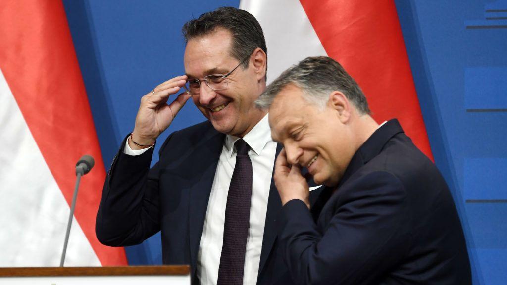 Osztrák botrány: képtelenség az Orbán javasolta szövetség