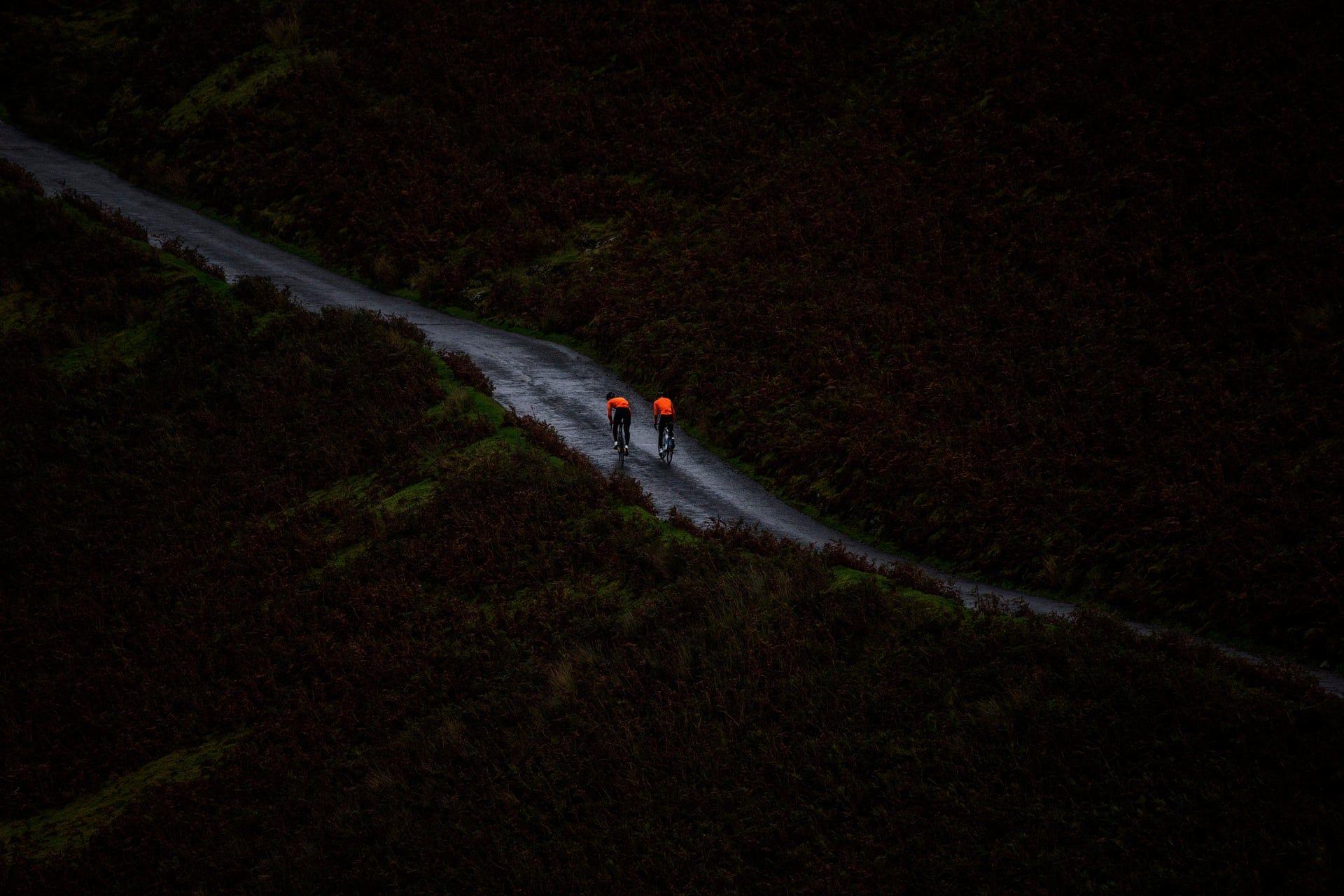 KŽt kerŽkp‡ros a Lake District Nemzeti parkban. Fot—: Rupert Hartley/Rex Shutterstock / thebppa