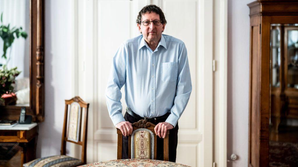 Csaba László interjú