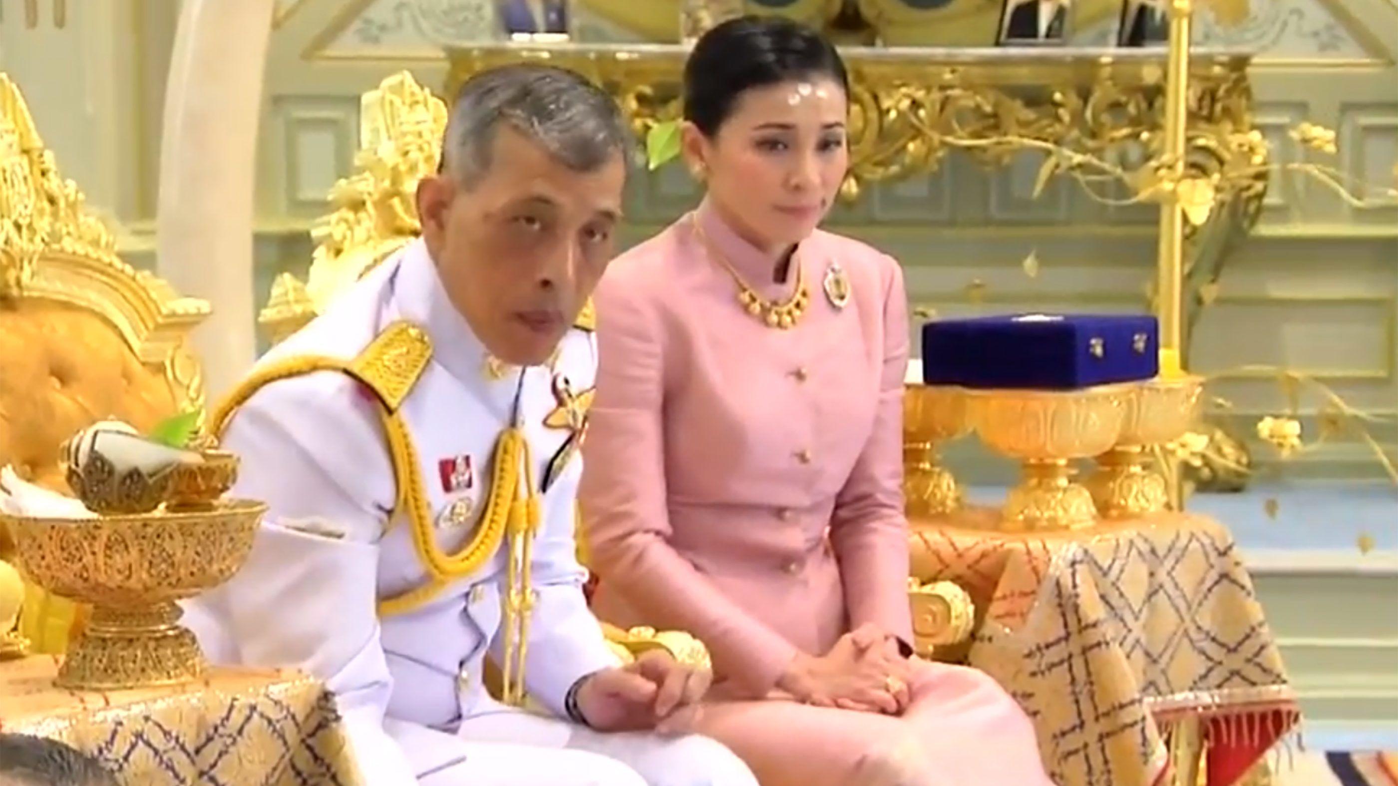 király házasságkötés