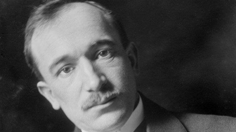 Edvard Benes (1884-1948), Czech statesman. Paris, about 1920.