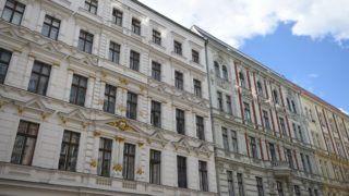 13 May 2019, Berlin: Apartments in the Wilsnackerstraße in Berlin-Moabit. Photo: Sven Braun/dpa