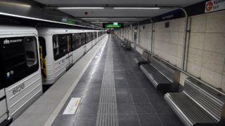 A 3-as metró megújult északi szakasza