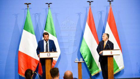 """""""Nem"""" – Merkel ennyivel rendezte le Orbán ötletét"""