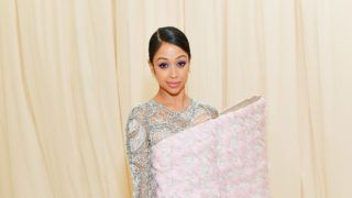 NEW YORK, NEW YORK - MAY 06: Liza Koshy attends The 2019 Met Gala Celebrating Camp: Notes on Fashion at Metropolitan Museum of Art on May 06, 2019 in New York City. (Photo by Mike Coppola/MG19/Getty Images for The Met Museum/Vogue )