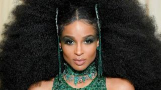 NEW YORK, NEW YORK - MAY 06: Ciara attends The 2019 Met Gala Celebrating Camp: Notes on Fashion at Metropolitan Museum of Art on May 06, 2019 in New York City. (Photo by Mike Coppola/MG19/Getty Images for The Met Museum/Vogue )
