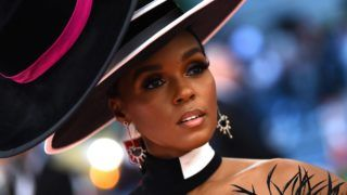 NEW YORK, NEW YORK - MAY 06: Janelle Monáe attend The 2019 Met Gala Celebrating Camp: Notes on Fashion at Metropolitan Museum of Art on May 06, 2019 in New York City. (Photo by Dimitrios Kambouris/Getty Images for The Met Museum/Vogue)