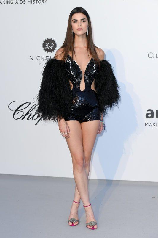 CAP D'ANTIBES, FRANCE - MAY 23: Carol Mendes attends the amfAR Cannes Gala 2019 at Hotel du Cap-Eden-Roc on May 23, 2019 in Cap d'Antibes, France. (Photo by Stephane Cardinale - Corbis/Corbis via Getty Images)