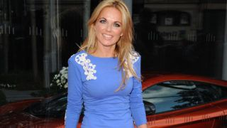 LONDON, UNITED KINGDOM - JUNE 21: Geri Haliwell attends the opening of McLaren London Showroom at One Hyde Park on June 21, 2011 in London, England. (Photo by Eamonn McCormack/WireImage)