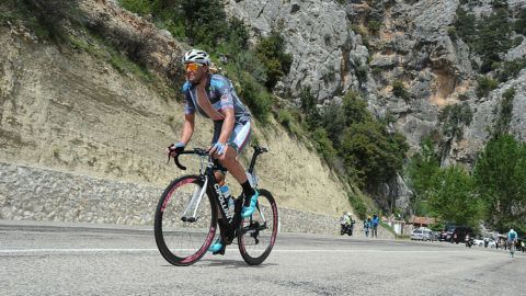 KEMER, TURKEY - APRIL 28:  Alessandro Petacchi of Southeast Team competes during Stage 3 of the 51st Presidential Cycling Tour of Turkey 2015, Kemer - Elmali (165 km) on April 28, 2015 in Kemer, Turkey.  (Photo by Robertus Pudyanto/Getty Images)