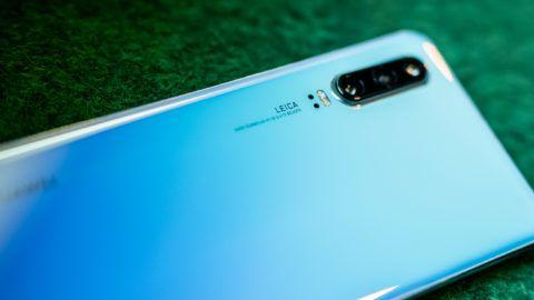 Huawei P30 telefon