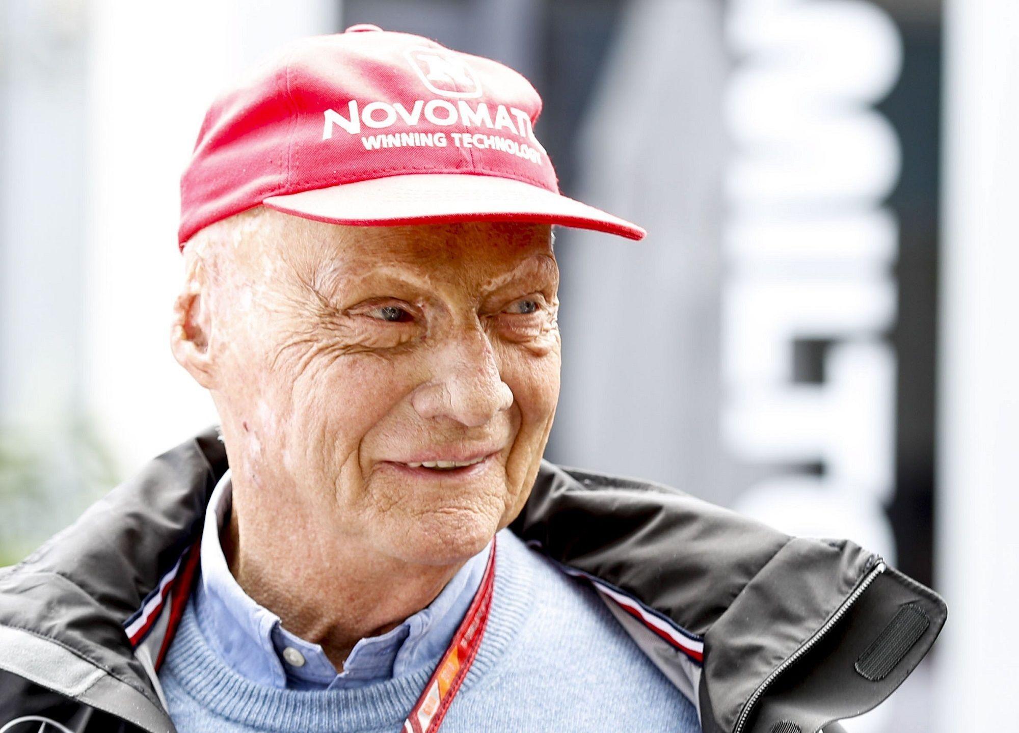 15 Fotó A Legendás Niki Lauda életéről