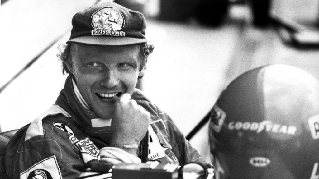 Sikeresebbek voltak Niki Laudánál, de bátrabb biztos nem volt