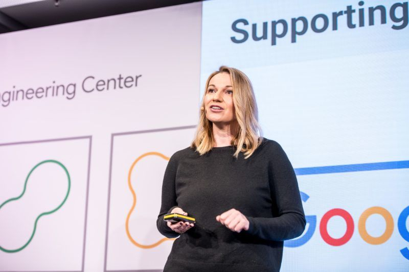 Google eröffnet globales Zentrum für Datenschutz in München, 14.05.2019. Copyright Google/Mielek - Kostenlos bei redaktioneller Berichterstattung