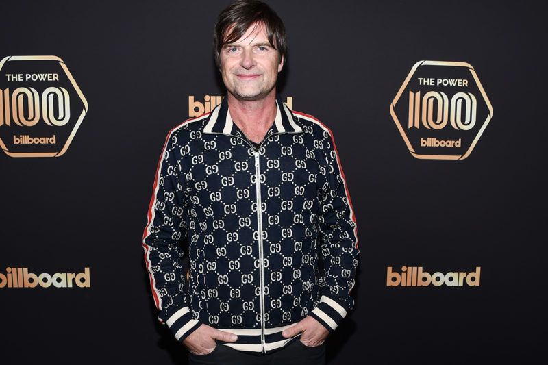 BEVERLY HILLS, CALIFORNIA - FEBRUARY 07: Nick Holmsten arrives at the 2019 Billboard Power 100 event at Avra Beverly Hills Estiatorio on February 07, 2019 in Beverly Hills, California.   Amanda Edwards/Getty Images/AFP