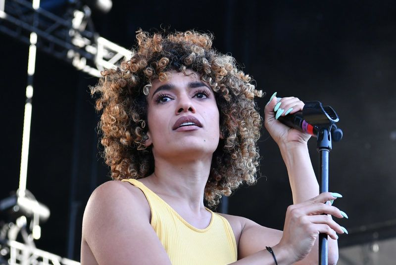 WANTAGH, NY - JUNE 03: Starley performs onstage during 103.5 KTU's KTUphoria 2017 presented by AT&T at Northwell Health at Jones Beach Theater on June 3, 2017 in Wantagh, New York.   Dia Dipasupil/Getty Images for iHeart Media/AFP