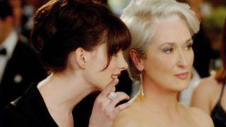 Le diable s habille en Prada The Devil wears Prada 2006 Real  David Frankel Meryl Streep Anne Hathaway. COLLECTION CHRISTOPHEL © Fox 2000 Pictures