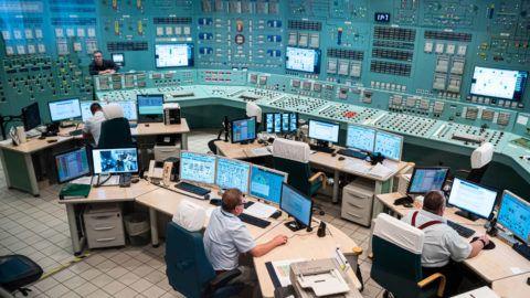 Image: 73899371, Riport a paksi atomerőműben 2019.05. 29-én. Az erőmű napjainkban 2000 MW teljesítményű, 2014-ben Magyarország áramtermelésének 53,6%-át adta. Az erőmű 100%-ban az MVM Paksi Atomerőmű Zrt. tulajdona., Place: Paks, Hungary, Model Release: No or not aplicable, Property Release: Yes, Credit: smagpictures.com