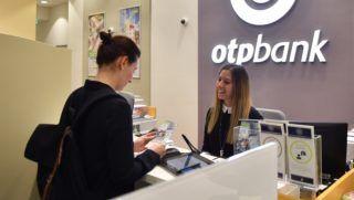 Budapest, 2018. február 6. Az OTP Bank újonnan átadott bankfiókja a fõvárosi Corvin Plaza bevásárlóközpontban 2018. február 6-án. MTI Fotó: Illyés Tibor
