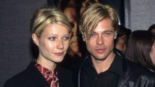 Gwyneth Paltrow and Brad Pitt (Photo by Ke.Mazur/WireImage)