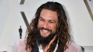 HOLLYWOOD, CA - FEBRUARY 24:  Jason Momoa attends the 91st Annual Academy Awards at Hollywood and Highland on February 24, 2019 in Hollywood, California.  (Photo by Jeff Kravitz/FilmMagic)