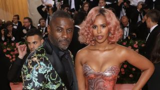 """NEW YORK, NY - MAY 06:  Idris Elba and Sabrina Elba attend the 2019 Met Gala celebrating """"Camp: Notes on Fashion"""" at The Metropolitan Museum of Art on May 6, 2019 in New York City.  (Photo by Taylor Hill/FilmMagic)"""