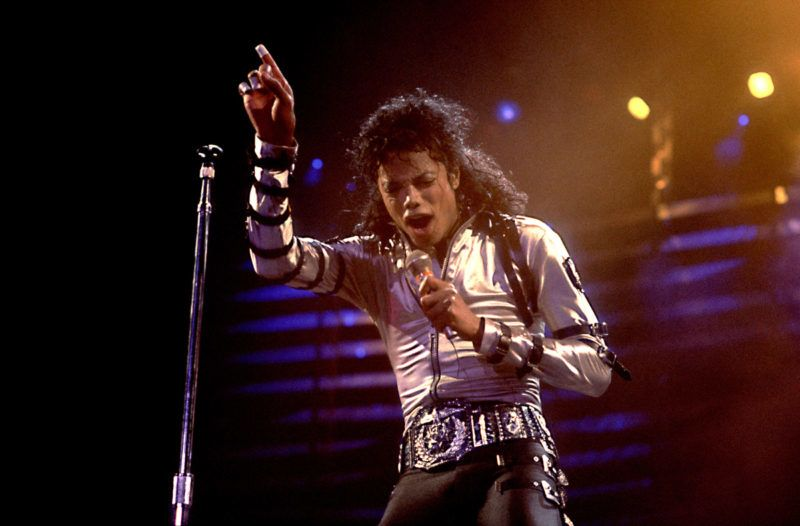 1988.Fot—:Paul Natkin/Getty Images