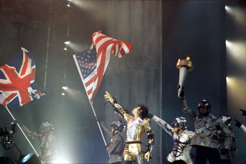 1997. Fot—: Brian Rasic/Getty Images
