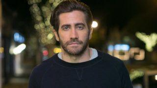 "SANTA MONICA, CA - NOVEMBER 08:  Jake Gyllenhaal attends the screening of roadside attractions' ""Stronger"" at Aero Theatre on November 8, 2017 in Santa Monica, California.  (Photo by Gabriel Olsen/Getty Images)"