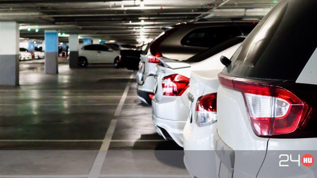 Mobilapp oldja meg helyettünk a parkolást | 24.hu