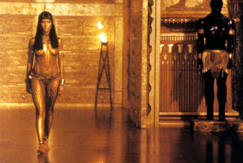 La momie The mummy 1999 Real  Stephen Sommers. Collection Christophel © Universal pictures