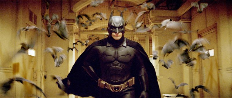 Jun 07, 2005; Hollywood, CA, USA; Actor CHRISTIAN BALE stars as Batman/Bruce Wayne in Warner Bros. PicturesÕ action adventure 'Batman Begins.' Directed by Christopher Nolan. This film to be released June 15, 2005. Mandatory Credit: Photo by Warner Bros./ZUMA Press. (©) Copyright 2005 by Courtesy of Warner Bros.