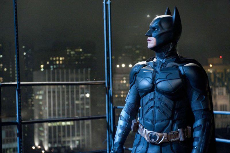 Jan. 11, 2012 - The Dark Knight Rises - Christian Bale as Batman..The Dark Knight Rises - 2012.
