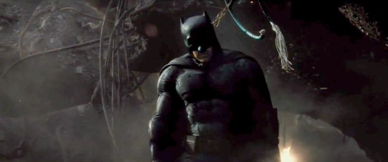 8 July 2015 - Los Angeles - USA  **** STRICTLY NOT AVAILABLE FOR USA ***  First look at new movie Batman V Superman: Dawn of Justice. The trailer shows both Ben Affleck, who plays Batman and Henry Cavill, who pays Superman, facing off against each other. Batman decides to take on Superman at his own game by using kryptonite to reinforce his armored suit. And it's clear that sparks will fly between Bruce Wayne and Diana Prince AKA Wonder Woman as they flirt and skirt around their secret identities. Although the movie isn't scheduled for release until March 2016, there's already fever pitch excitement among fans about the war between the Caped Crusader and the Man Of Steel. Israeli actress and Fast & Furious star Gal Gadot joins in the adventure as Wonder Woman while Jesse Eisenberg plays Lex Luthor and Amy Adams returns as Lois Lane.   XPOSURE PHOTOS DOES NOT CLAIM ANY COPYRIGHT OR LICENSE IN THE ATTACHED MATERIAL. ANY DOWNLOADING FEES CHARGED BY XPOSURE ARE FOR XPOSURE'S SERVICES ONLY, AND DO NOT, NOR ARE THEY INTENDED TO, CONVEY TO THE USER ANY COPYRIGHT OR LICENSE IN THE MATERIAL. BY PUBLISHING THIS MATERIAL , THE USER EXPRESSLY AGREES TO INDEMNIFY AND TO HOLD XPOSURE HARMLESS FROM ANY CLAIMS, DEMANDS, OR CAUSES OF ACTION ARISING OUT OF OR CONNECTED IN ANY WAY WITH USER'S PUBLICATION OF THE MATERIAL.    BYLINE MUST READ : Warner Bros/XPOSUREPHOTOS.COM    PLEASE CREDIT AS PER BYLINE *UK CLIENTS MUST CALL PRIOR TO TV OR ONLINE USAGE PLEASE TELEPHONE  44 208 344 2007
