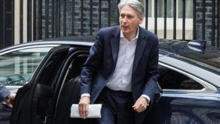 Chancellor of the Exchequer Philip Hammond arrives for the weekly Cabinet meeting at 10 Downing Street on 09 July, 2019 in London, England. (Photo by WIktor Szymanowicz/NurPhoto)