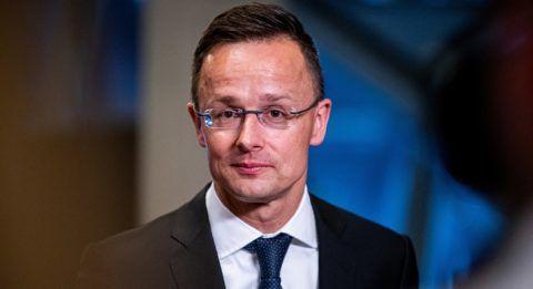 Image: 73897676, A Fidesz-KDNP európai parlamenti választás (EP-Választás) eredményvárója a Bálnában 2019.05.26-án., Place: Budapest, Hungary, Model Release: No or not aplicable, Property Release: Yes, Credit: smagpictures.com