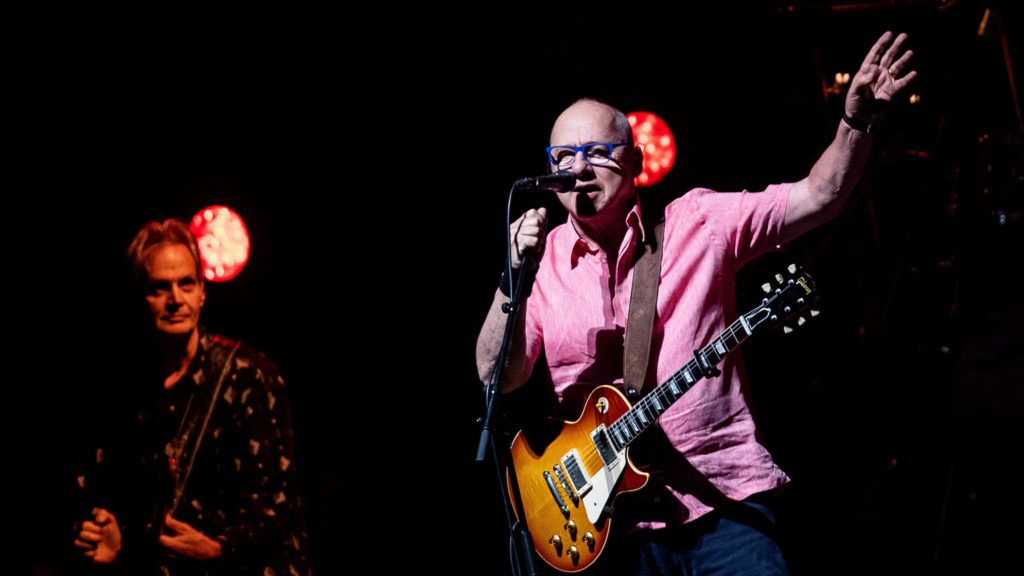 Image: 73908317, Mark Knopfler koncert a Papp László Budapest Sportarénában, Place: Budapest, Hungary, Model Release: No or not aplicable, Property Release: Yes, Credit: smagpictures.com