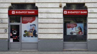 Budapest, 2019. január 19. A Budapest Bank egyik fiókja Kõbányán, a Kõrösi Csoma sétányon. MTVA/Bizományosi: Róka László  *************************** Kedves Felhasználó! Ez a fotó nem a Duna Médiaszolgáltató Zrt./MTI által készített és kiadott fényképfelvétel, így harmadik személy által támasztott bárminemû – különösen szerzõi jogi, szomszédos jogi és személyiségi jogi – igényért a fotó készítõje közvetlenül maga áll helyt, az MTVA felelõssége e körben kizárt.