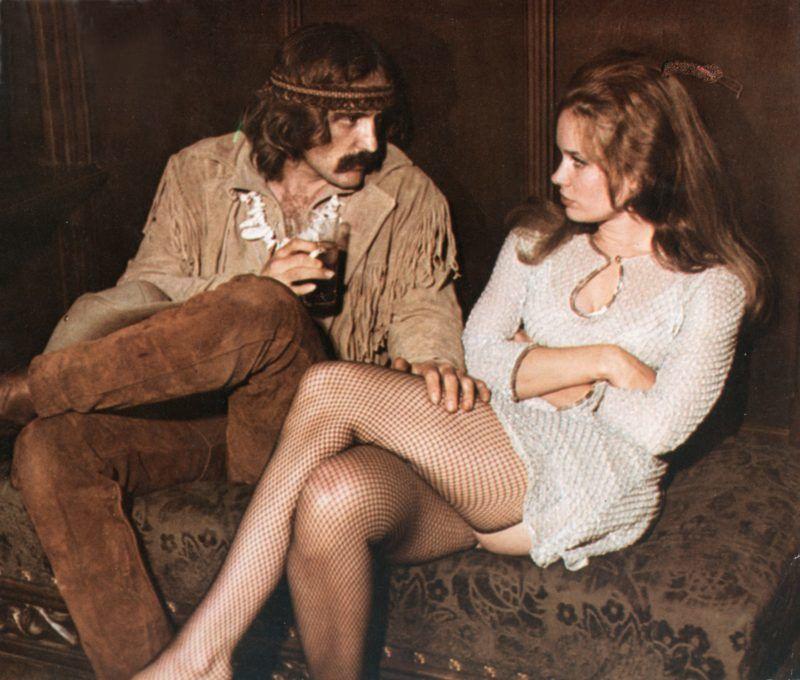 Easy Rider  Year : 1969 - USA Director : Dennis Hopper Dennis Hopper, Karen Black