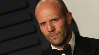 BEVERLY HILLS, CALIFORNIA - FEBRUARY 24: Jason Statham attends the 2019 Vanity Fair Oscar Party hosted by Radhika Jones at Wallis Annenberg Center for the Performing Arts on February 24, 2019 in Beverly Hills, California. (Photo by Tony Barson/FilmMagic)