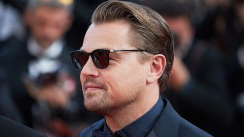 """CANNES, FRANCE - MAY 23: Leonardo DiCaprio attends the screening of """"The Traitor"""" during the 72nd annual Cannes Film Festival on May 23, 2019 in Cannes, France. (Photo by Oleg Nikishin/TASS) (Photo by Oleg NikishinTASS via Getty Images)"""