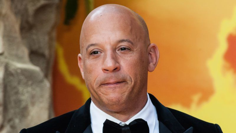 Vin Diesel attends the European film premiere of Disney's 'The Lion King' at Odeon Luxe Leicester Square on 14 July, 2019 in London, England (Photo by WIktor Szymanowicz/NurPhoto via Getty Images)