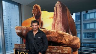 """NEW YORK, NY - JULY 17:  Neil deGrasse Tyson attends the IMAX private screening for the movie """"The Lion King"""" at AMC Loews Lincoln Square theatre on July 17, 2019 in New York City.  (Photo by Lars Niki/Getty Images for IMAX)"""