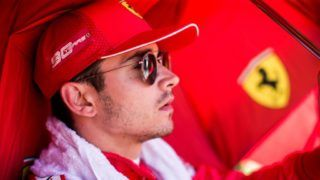 SPIELBERG, AUSTRIA - JUNE 30: Charles Leclerc of Ferrari and France during the F1 Grand Prix of Austria at Red Bull Ring on June 30, 2019 in Spielberg, Austria. (Photo by Peter J Fox/Getty Images)