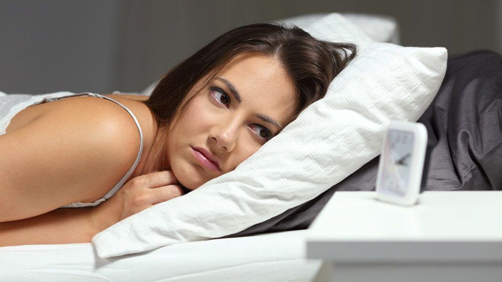 az álmatlanság pszichológiai okai)