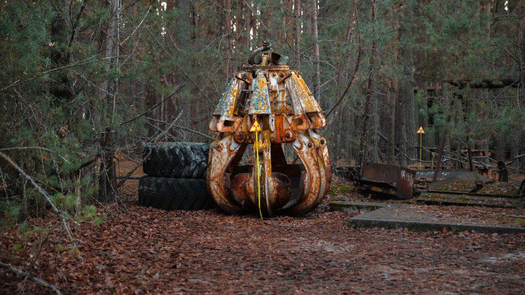 csernobil képek a fogyás előtt és utáng
