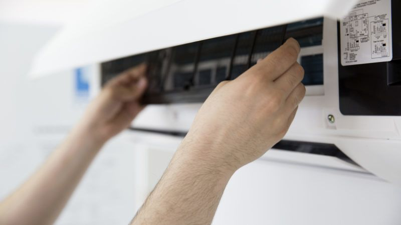 repair and maintenance of air conditioning and air conditioning systems