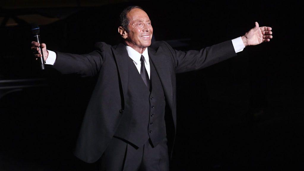 Budapest, 2019. július 9. Paul Anka amerikai-kanadai énekes az Egyesült Államok budapesti nagykövetségének fogadásán, amelyet az amerikai nemzeti ünnep, a függetlenség napja 243. évfordulójának tiszteletére rendeztek a Budapest Kongresszusi Központban 2019. július 9-én. MTI/Koszticsák Szilárd